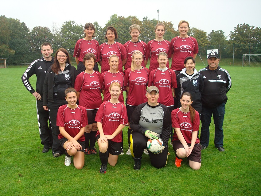 Damen - 2. Mannschaft