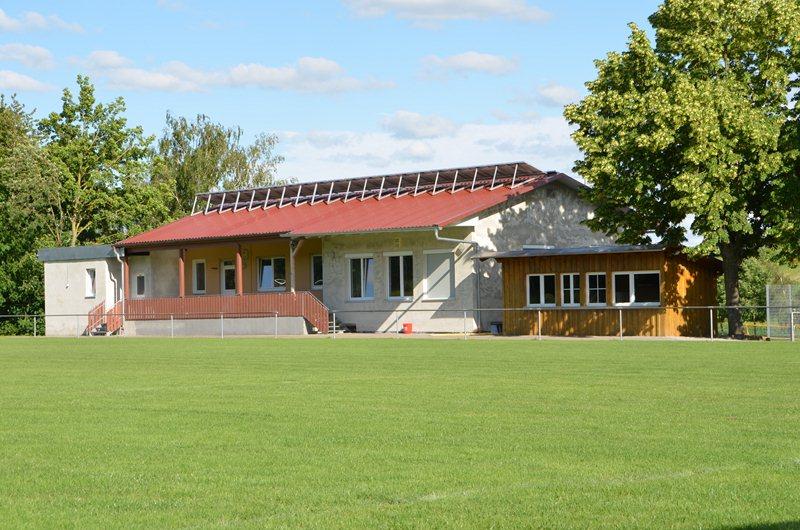 FC Hopferstadt Sportgelände sportheim