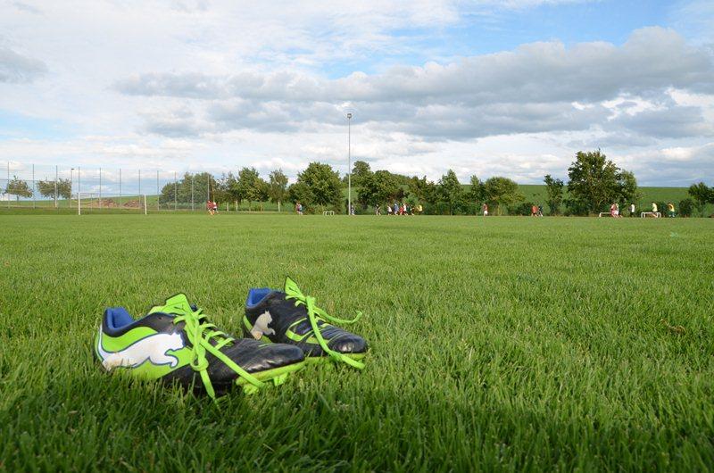 FC Hopferstadt Sportgelände trainingsplatz