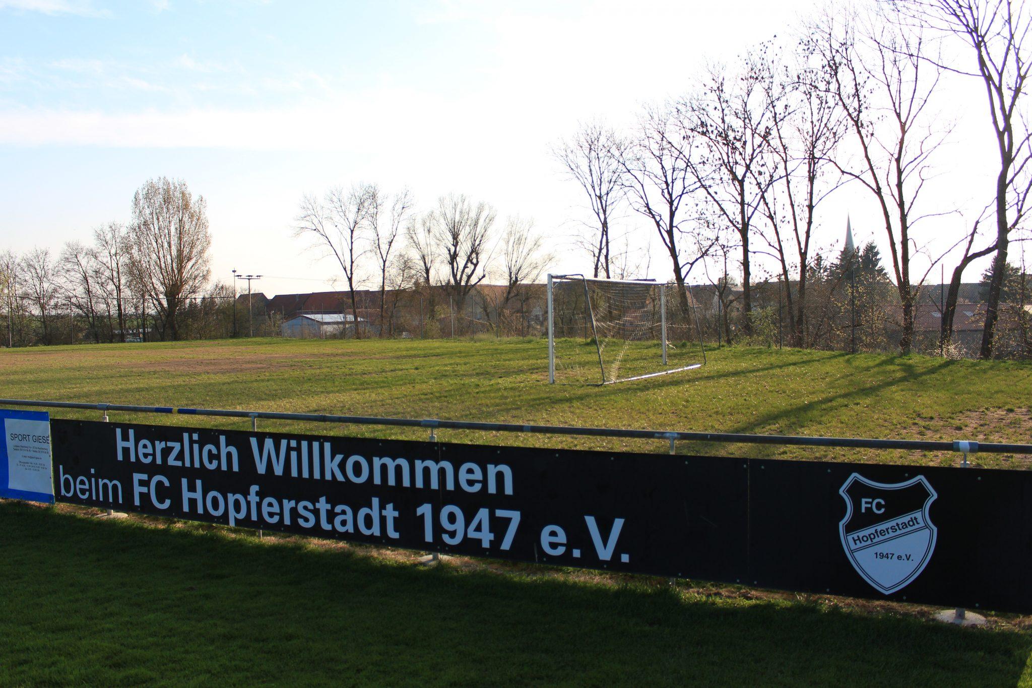 FC Hopferstadt Sportgelände anfield-road