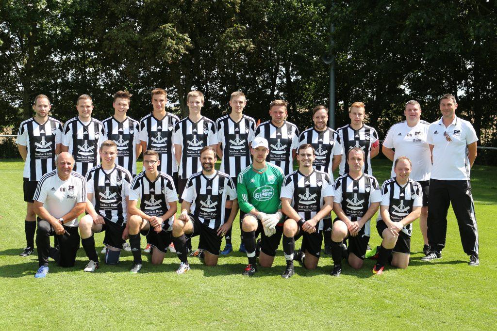 Herren - 2. Mannschaft 2017/18
