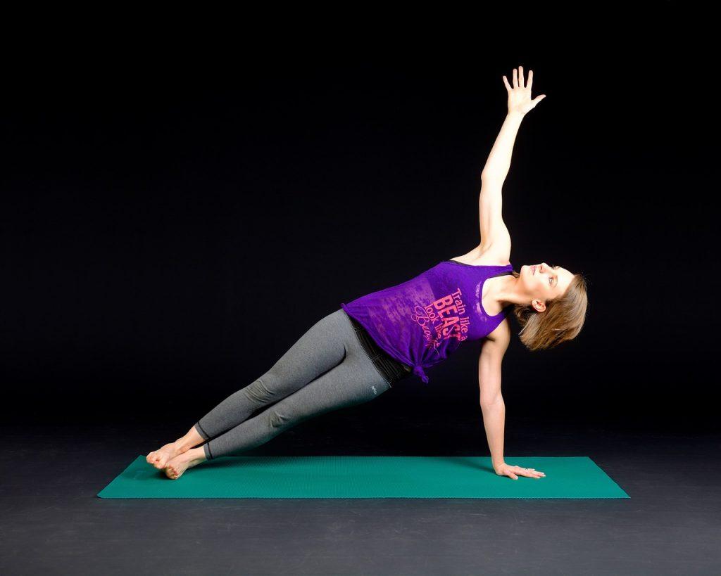 Yoga beim FCH