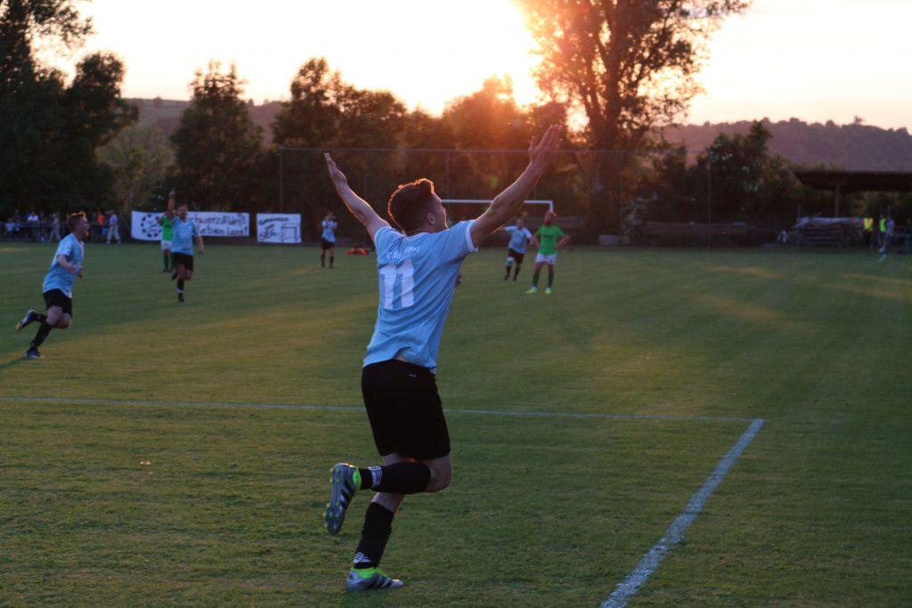FC Hopferstadt zurück in der Kreisliga