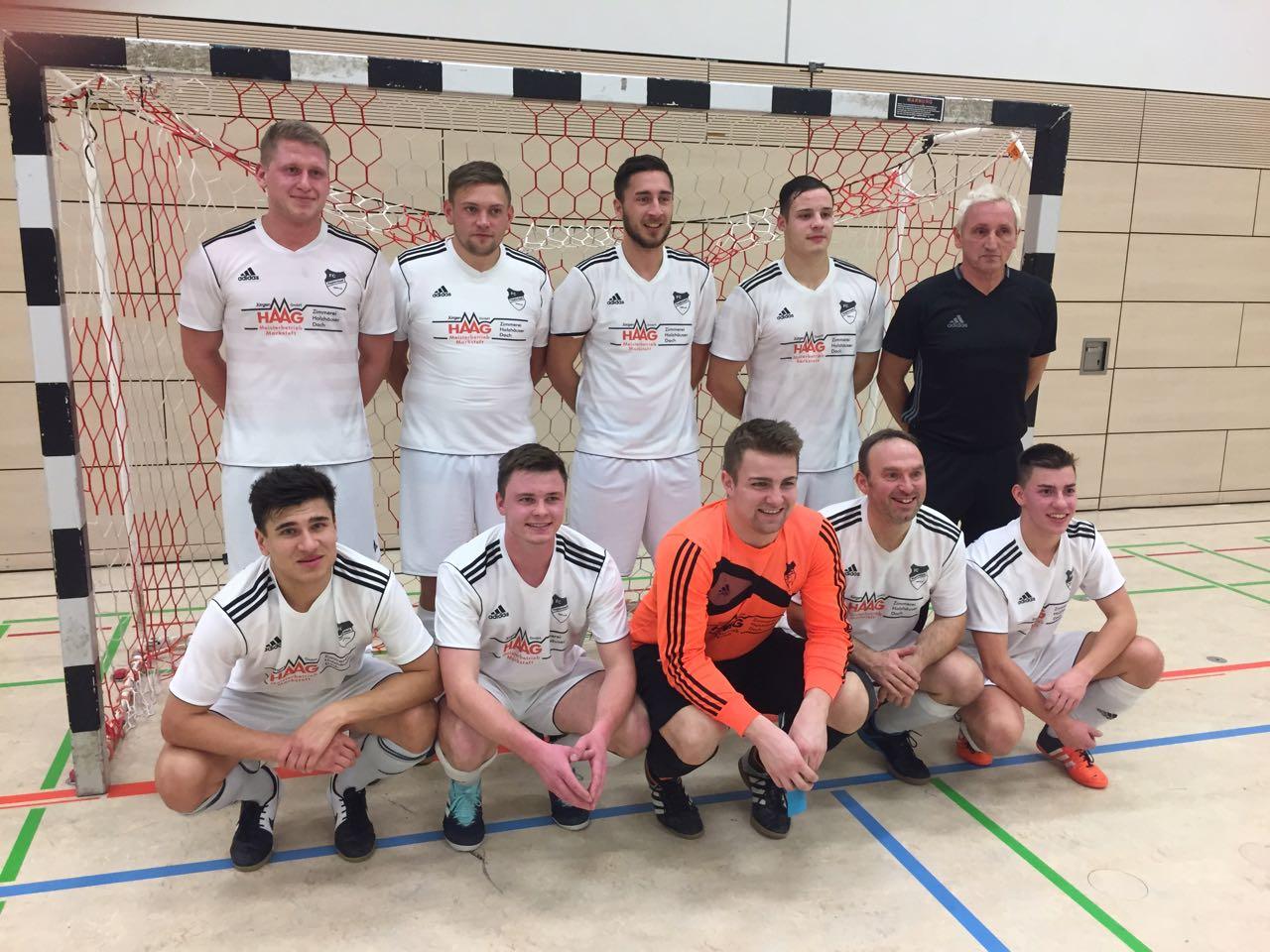 FC Hopferstadt siegt beim Kreisvorentscheid zur Futsalkreismeisterschaft in Ochsenfurt