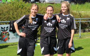 Wir suchen Spielerinnen zur Verstärkung unserer Damen-Mannschaften
